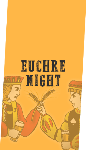 Euchre Night at London Brewing