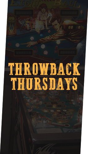 Throwback Thursdays at London Brewing