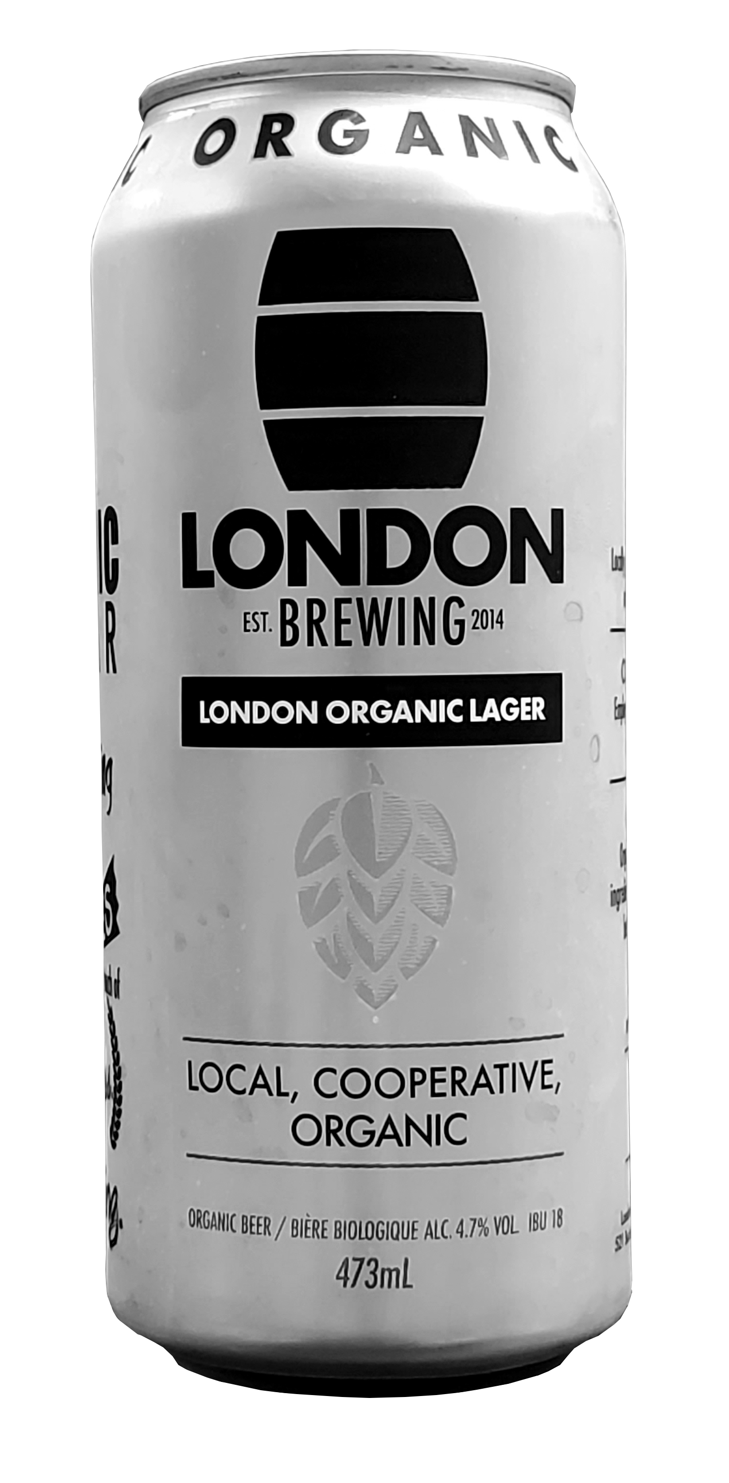 Certified Organic Local Beers