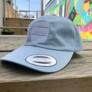 Pale Blue Dad Hat