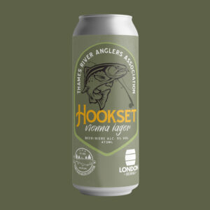 Hookset Vienna Lager- in collaboration with Thames River Anglers Association