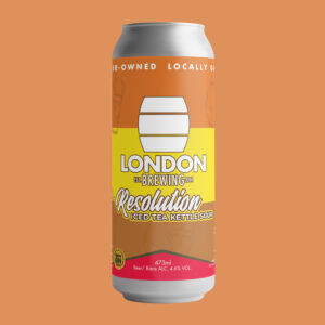 Resolution Iced Tea Kettle Sour